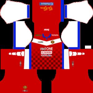 Kelantan FA Home Kit V2
