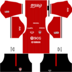 Muangthong United Kits 2017/2018 Dream League Soccer