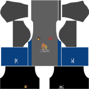 Negeri Sembilan Goalkeeper Home Kit