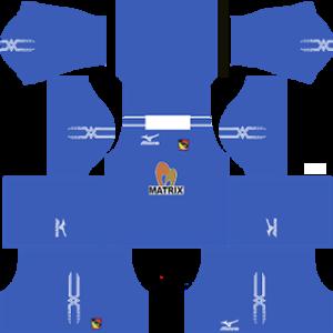 Negeri Sembilan Third Kit