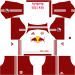 New York Red Bulls kits 2016/2017 Dream League Soccer
