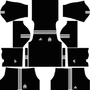 Olympique de Marseille Goalkeeper Third Kit
