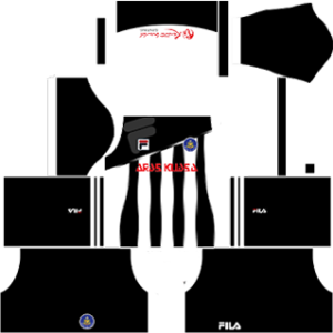 Pahang FA Fila Away Kit