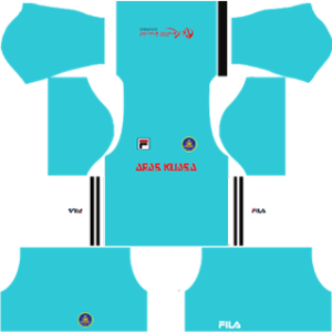 Pahang FA Fila Goalkeeper Away Kit