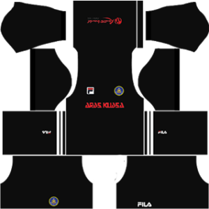 Pahang FA Fila Goalkeeper Home Kit
