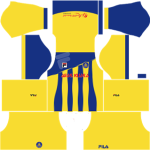 Pahang FA Fila Kits 2017/2018 Dream League Soccer