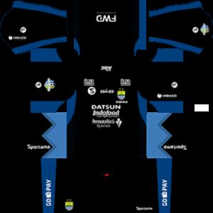 Persib Bandung GoalKeeper Third Kit