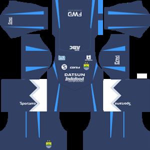 Persib Bandung Third Kit