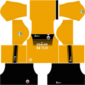 Persija Jakarta Goalkeeper Away Kit