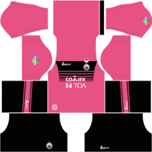 Persija Jakarta Goalkeeper Third Kit