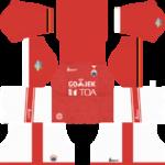 Persija Jakarta Kits 2017/2018 Dream League Soccer