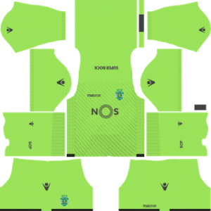 Sporting CP Goalkeeper Away Kit