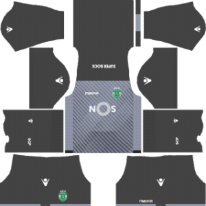 Sporting CP Goalkeeper Home Kit