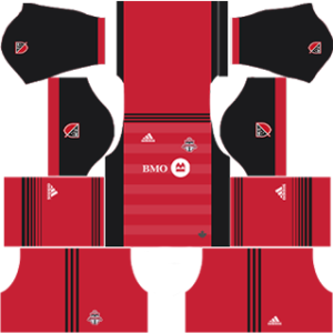 Toronto FC Kits 2017/2018 Dream League Soccer