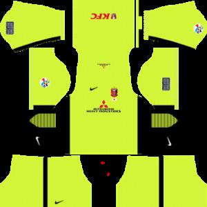 Urawa Red Diamonds AFC Away Kit
