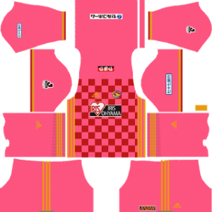 Vegalta Sendai Goalkeeper Home Kit