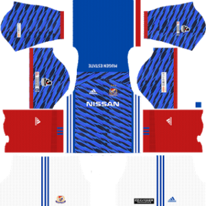 Yokohama F. Marinos Kits 2017/2018 Dream League Soccer