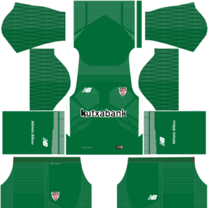Athletic Bilbao Goalkeeper Home Kit