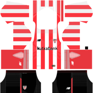 Athletic Bilbao Kits 2017/2018 Dream League Soccer