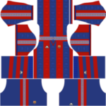 Barcelona Special Kits Dream League Soccer