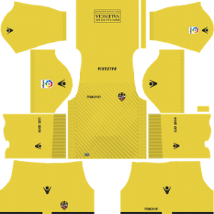 Levante UD Goalkeeper Away Kit