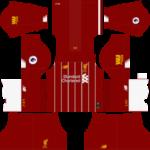 Liverpool Kits 2019/2020 Dream League Soccer