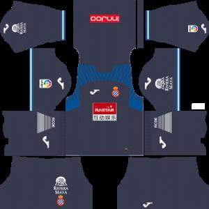 RCD Espanyol Away Kit