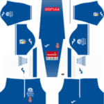 RCD Espanyol Kits 2017/2018 Dream Leagues Soccer