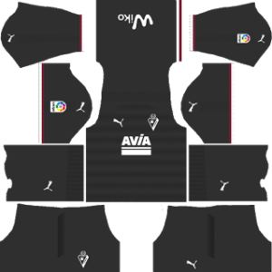 SD Eibar Away Kit