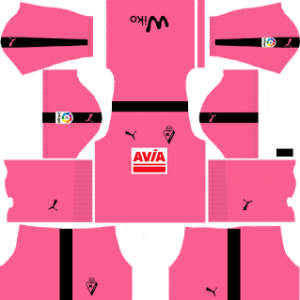 SD Eibar Goalkeeper Away Kit