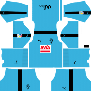 SD Eibar Goalkeeper Third Kit