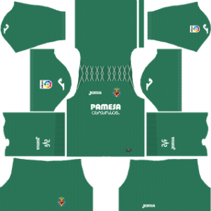 Villarreal CF Goalkeeper Home Kit