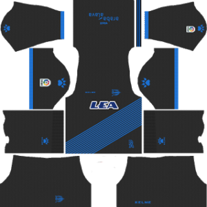 Deportivo Alaves Away Kit