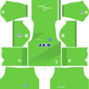 Deportivo Alaves Goalkeeper Away Kit