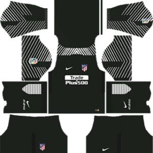 Atletico Madrid Goalkeeper Home Kit