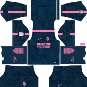Atletico Madrid Third Kit