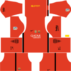 Barcelona Goalkeeper Third Kit