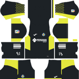Getafe CF Goalkeeper Home Kit