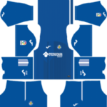 Getafe CF Kits 2017/2018 Dream League Soccer