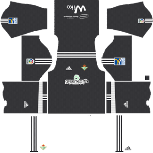 Real Betis Goalkeeper Away Kit