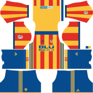 Valencia CF Away Kit