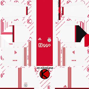 AFC Ajax Kits 2019/2020 Dream League Soccer