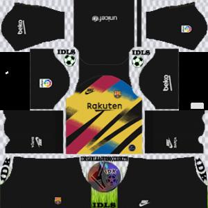 Barcelona GoalKeeper Third Kit