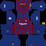 Barcelona Kits 2019/2020 Dream League Soccer