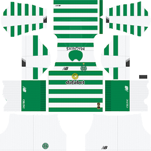 Celtic FC Kits 2019/2020 Dream League Soccer