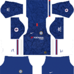 Chelsea kits 2019/2020 Dream League Soccer