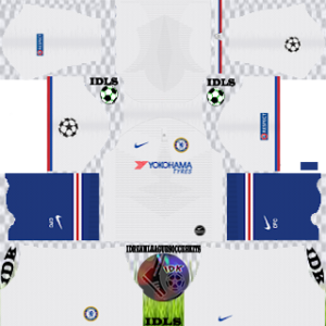 Chelsea UCL Away Kit