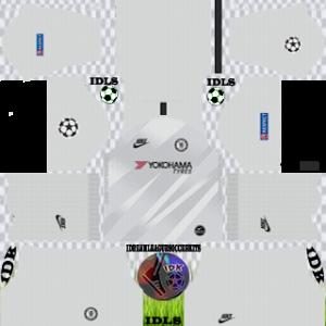 Chelsea UCL GoalKeeper Away Kit