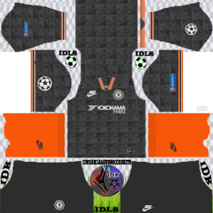 Chelsea UCL Third Kit