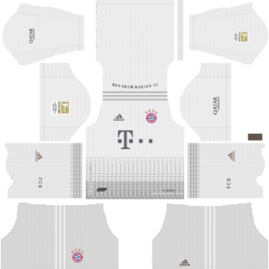 FC Bayern Munich Away Kit